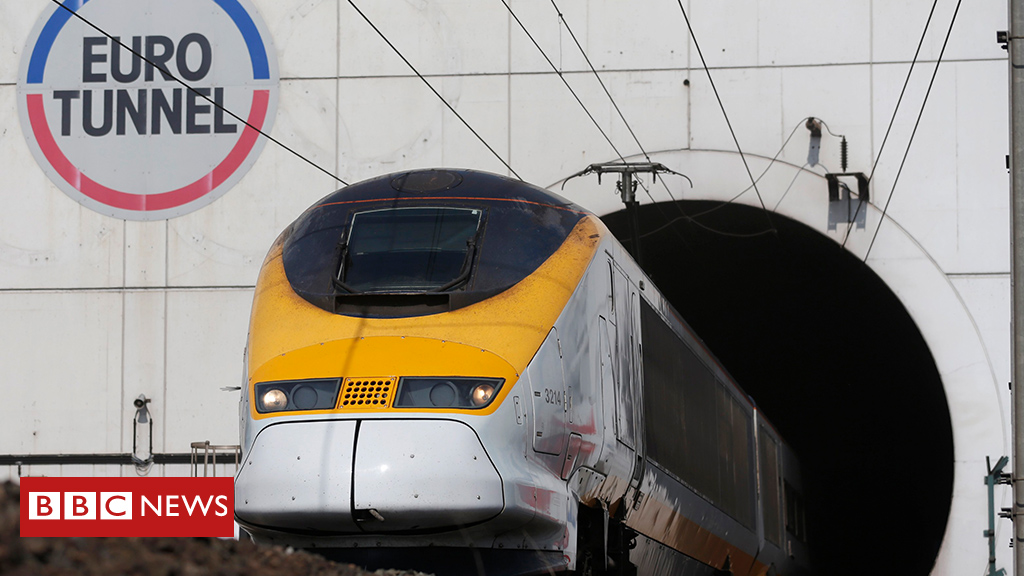Part of the initial delivery of Pfizer-BioNTechs Covid vaccine is travelling via the Eurotunnel to the UK today, the BBC understands bbc.in/3g2vAtu