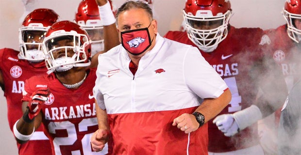 Five burning questions and keys to victory for the Arkansas Razorbacks as they hit the road to take on the LSU Tigers in the Battle Line Rivalry... #arkansas #razorbacks #wps (FREE) https://t.co/4kpSV9Paj9 https://t.co/T0O0r4mD0j