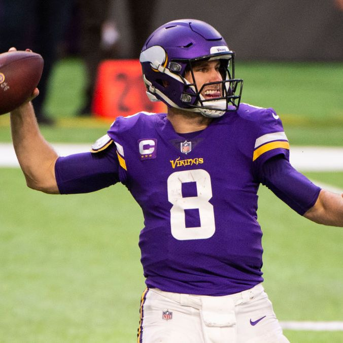 Leaders in 4th Quarter Passer Rating: 1. Kirk Cousins - 136.4 2. Patrick Mahomes - 128.5