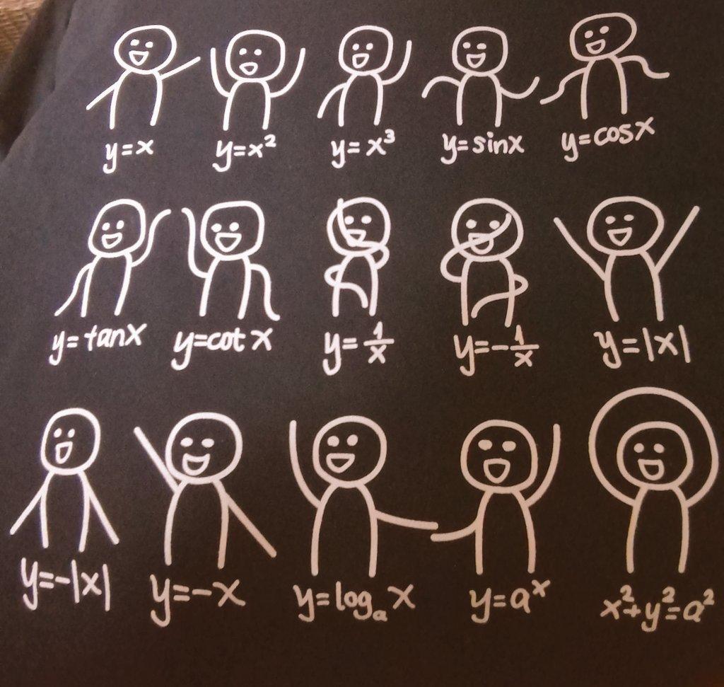 母が買ってきたTシャツの柄がなかなかイカしてる件