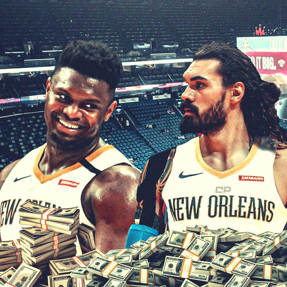 Pelicans için Steven Adams NEDEN YANLIŞ KARARDI?   Pelicans'in geleceğini ve Steven Adams hamlesini inceledik: https://t.co/gGykZwvYCA https://t.co/1DxdZpU0bC