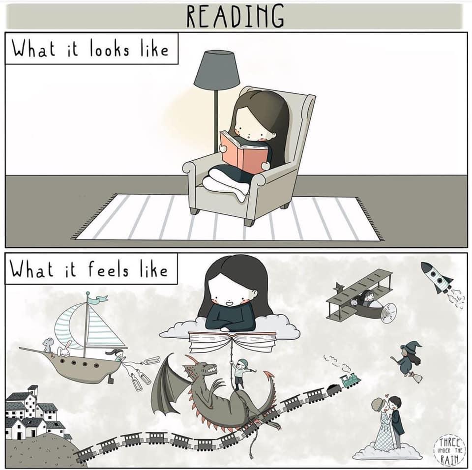 #thursdaymorning #amreading
