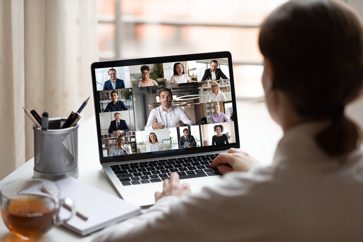 Make your virtual meetings more productive: some tips for virtual networking and business development  #VirtualEvents #networking #businessdevelopment #thursdaymorning