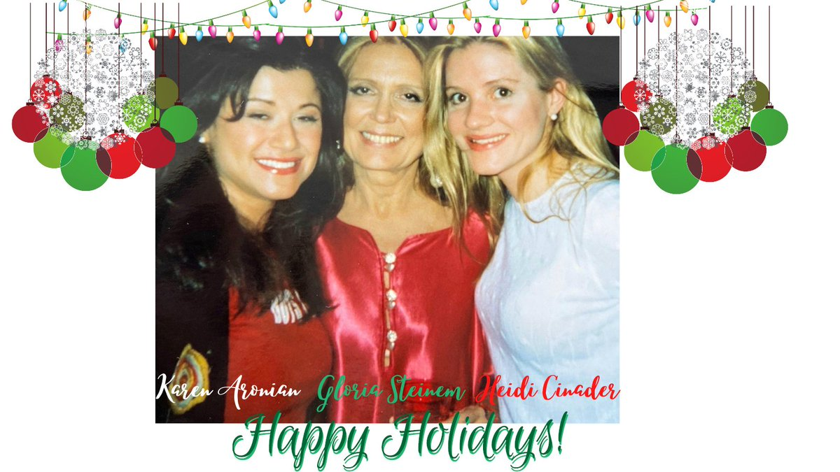 #HappyHolidays ~Looking forward ➡️& Looking back ⬅️ #ThrowbackThursday #Memories  made with special #ladies! 💝 #bestfriends #BFF #besties #MerryChristmas #HappyHanukkah #HappyDiwali2020 #Kwanzaa #Gloriasteinem #peaceonearth #thursdaymorning #thursdayvibes #PeaceAndLove #learning