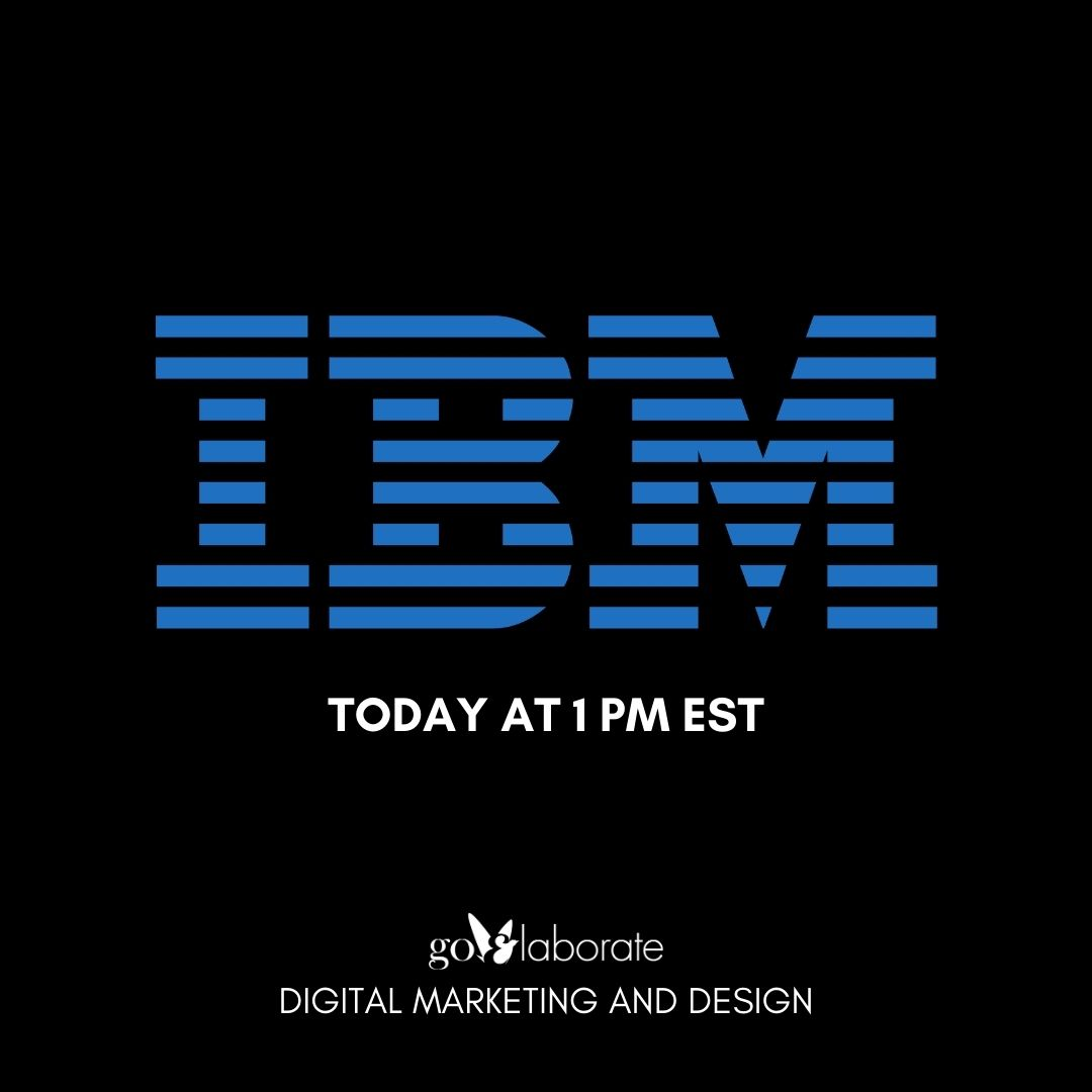 Register Now for today's IBM Webcast!   Jason Juliano will speak on how Aponia Data Solutions boosted the ROI of its clients by 3X when migrating data to a 100% IBM Cloud environment.    #webinar #digitaltransformation #AponiaData #goElaborate