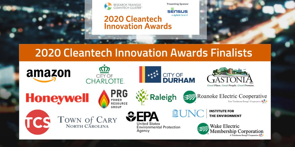 Proud to be a finalist for our Energy Literacy, Engagement and Action Program!