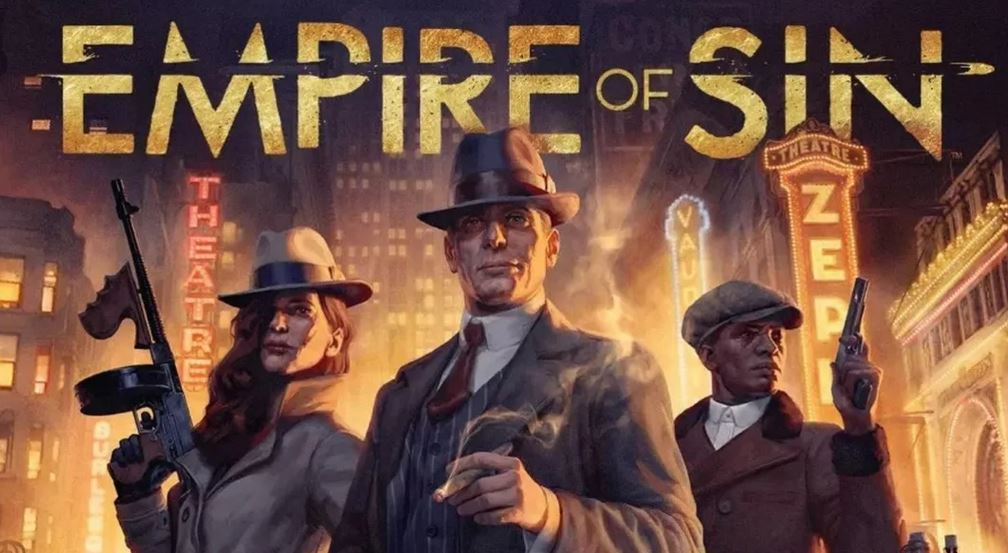 (PCDD) Empire of Sin $31.99 (DRM: Steam) via Indiegala. 2