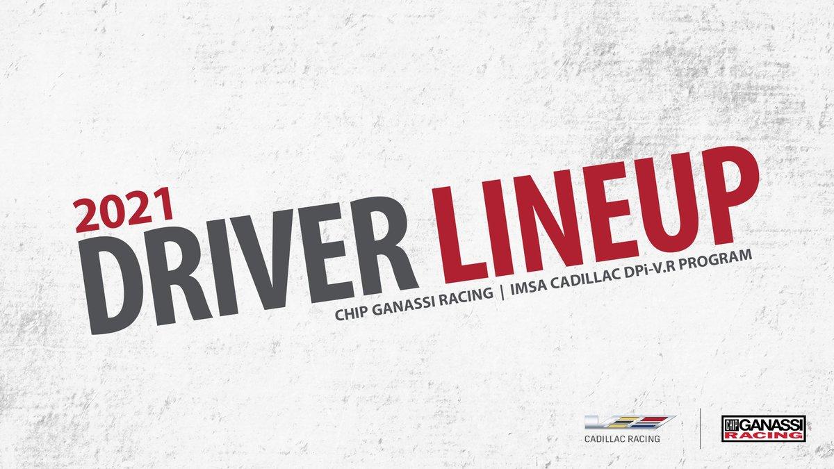 .@KevinMagnussen and @Rengervdz will be joining @CGRsportscar's @Cadillac DPi-V.R #IMSA program in 2021!  DETAILS: