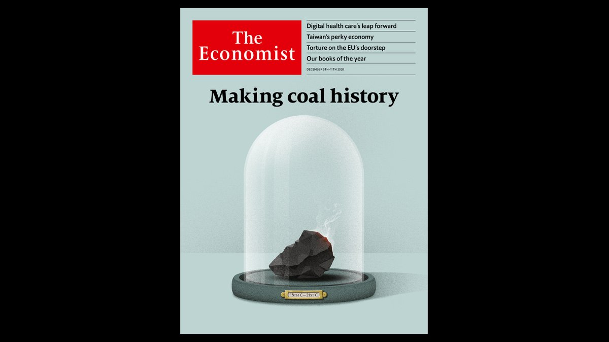 """""""Coal's days are numbered. The sooner it is consigned to museums and history books, the better."""""""