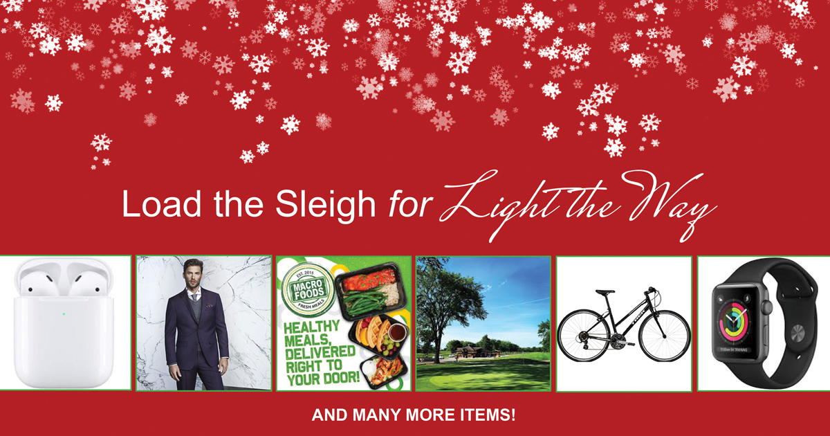 test Twitter Media - Looking to do some holiday shopping? Check out the Load the Sleigh for Light the Way online auction! Thanks to supporters like @devonshiremall, @adamkreek, @Macro_Foods, @HercsNutrition and so many more! #lighttheway https://t.co/c9kSmOIllb https://t.co/GOvKmYkIf0