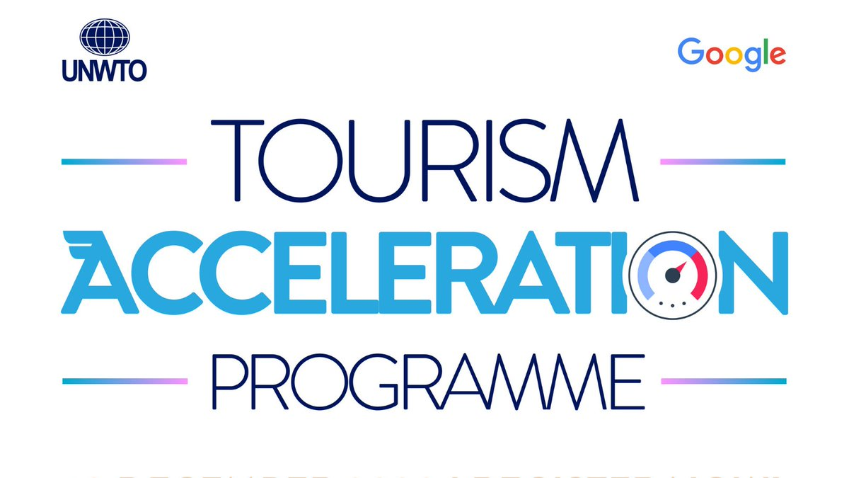 World Tourism Organization On Twitter And We Re Back The Next Unwto Google Acceleration Program Provides Digital Skills And Tourism Sector Insights To Restarttourism And Help Countries Recover From The Covid 19 Pandemic This Time