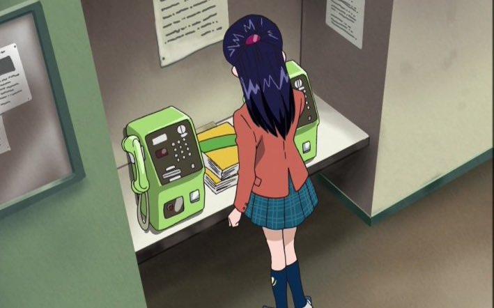 プリキュア、16年間も放送やってるとさ、電話1つで当たり前の光景がここまで違うんだなぁって考えさせられる。
