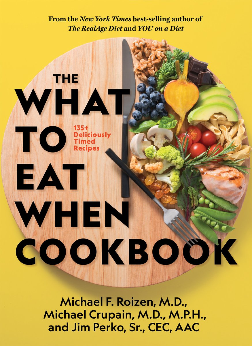 Feast on this smart eating guide through the holidays and save a heaping portion for a healthy New Year! A prized gift for anyone who loves being in the kitchen, this cookbook is a doctors' prescription for eating well: https://t.co/oUmJZWDSYc https://t.co/DoMtODhnbC