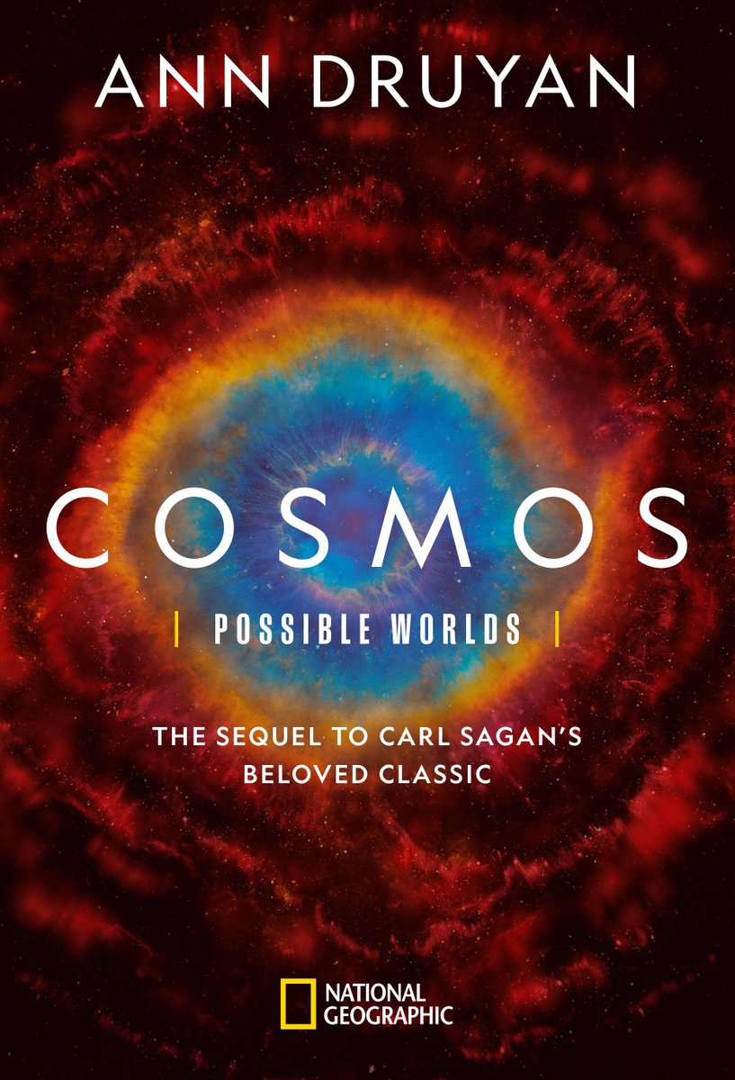 Last but certainly not least, give your science lover an electrifying journey through space and time with this stunning sequel to Carl Sagan's blockbuster: https://t.co/ip3pLRBDRs https://t.co/q6Uz3qsZ7o