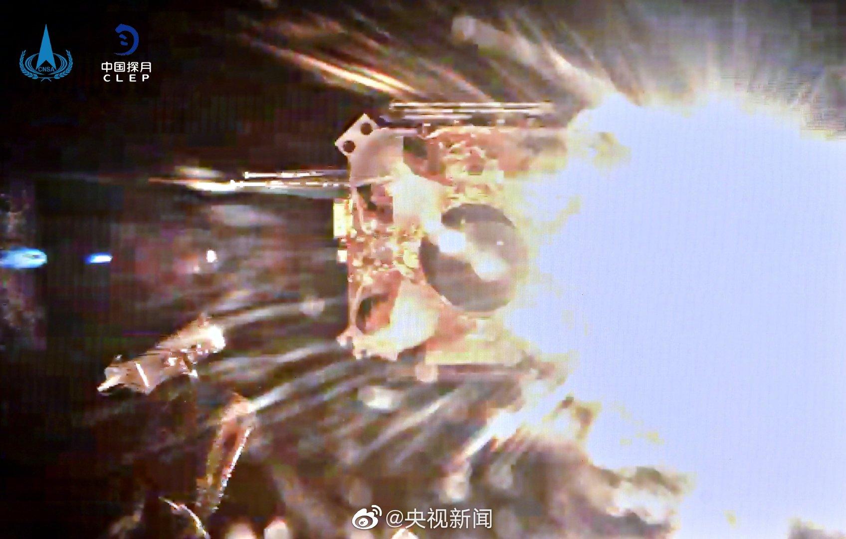 Suivi de la mission lunaire Chang'e-5 - Page 6 EoUsVI3W4AEwqZc?format=jpg&name=large