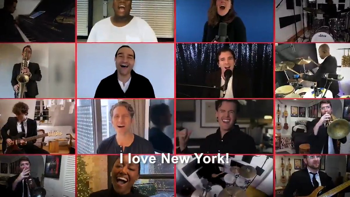 On 12/1 we celebrated our 35th Anniversary at our virtual #GoldenHeartAwards! We enjoyed performances & appearances by @IdinaMenzel & original cast of RENT, @AndrewRannells, @MichaelKors, @mssarahpaulson, @JMunozActor, @erichbergen, & more. Watch at !