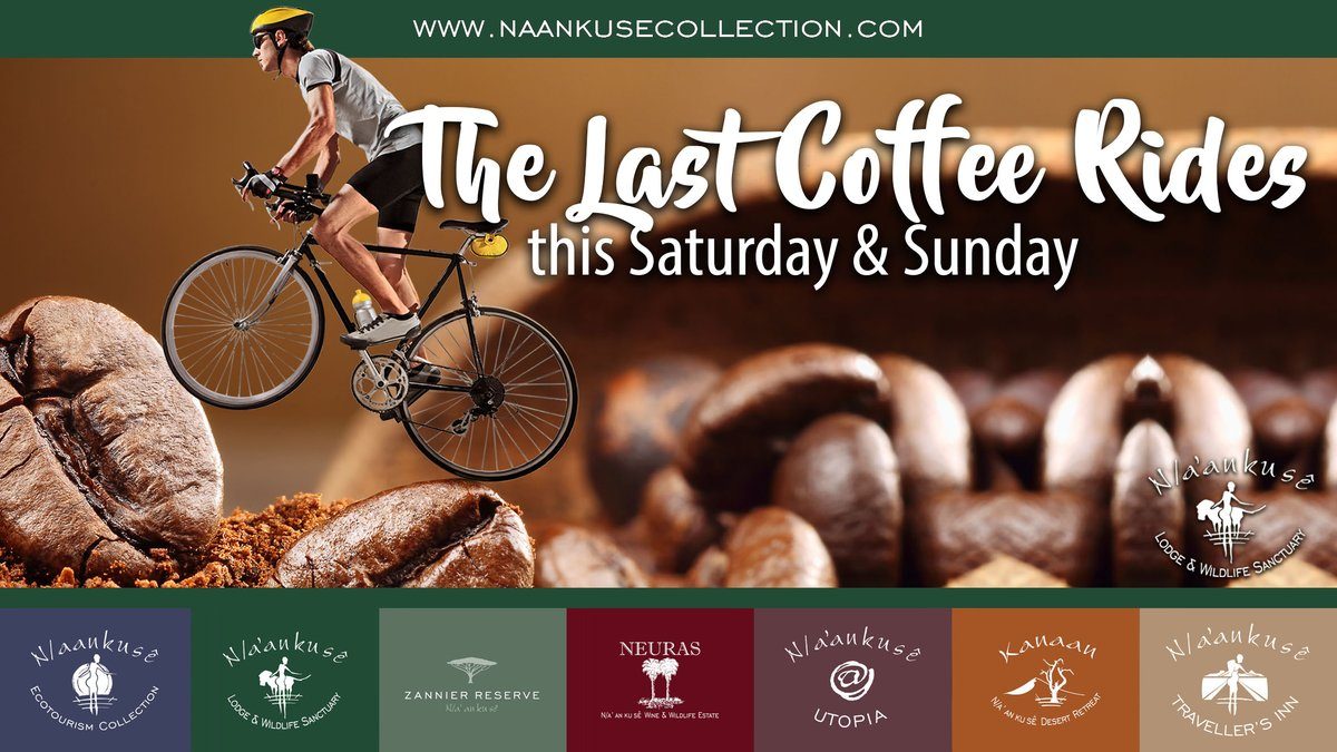 If you're cycling along the M53, we'd love to see you this weekend for the last Coffee pitstop at the Naankuse Lodge gate. See you this weekend! We'll be back again on the 8th Jan '21 #cycling #coffee #onlyatNaankuse #naankusemoments #weekend #weekendvibes #festive #festivevibes