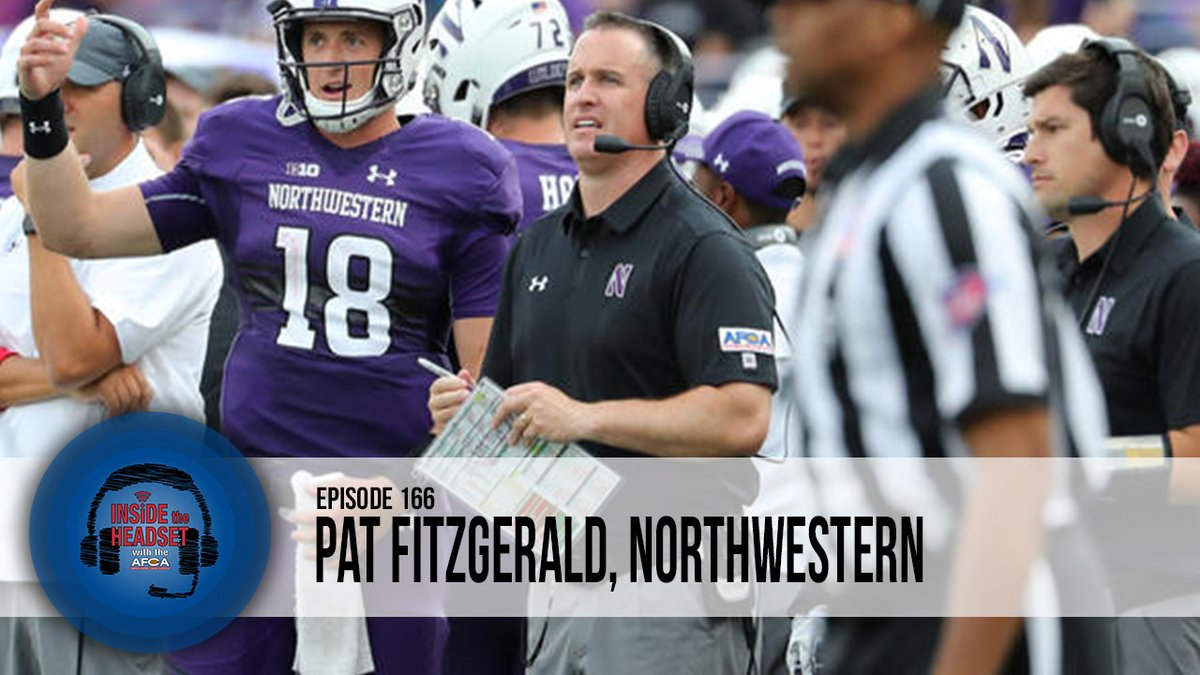 A special episode of ITH is now live, featuring @coachfitz51 talk from the 2016 @WeAreAFCA Convention. -Falling in love with football -The coaching journey -Building a culture with key cornerstones DL Now 🔗⬇️  Apple: https://t.co/xVVd9sBekl  Spotify: https://t.co/pfcjId2GKZ https://t.co/lNHDfYu3wU