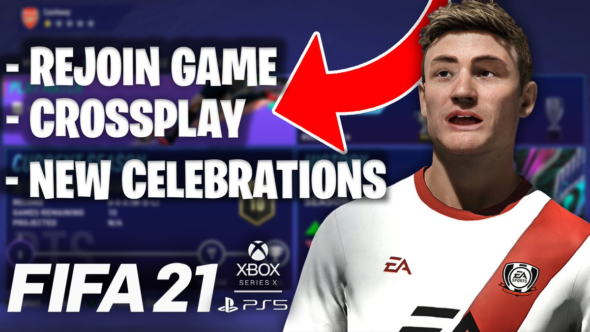 JCC - 🚨EVERY Pro Clubs Update on FIFA 21 Next Gen🚨 you don't want to miss this...  ➡️