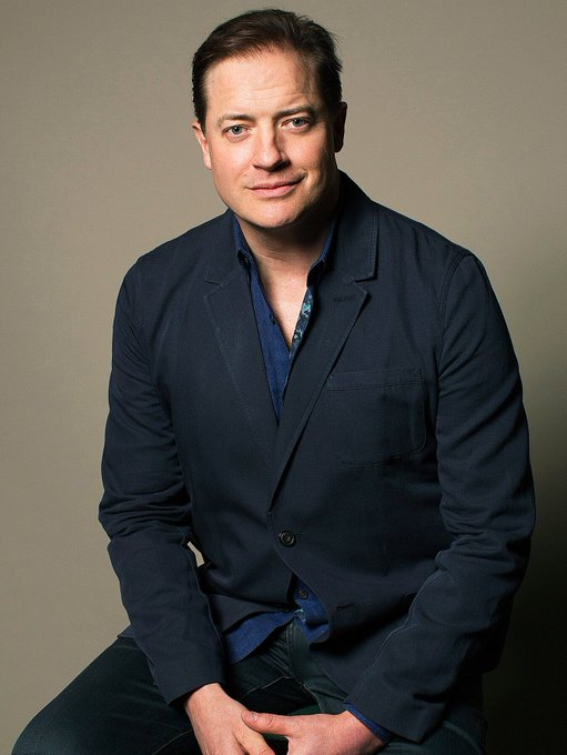 Happy birthday to my one and only favorite wholesome himbo Brendan Fraser
