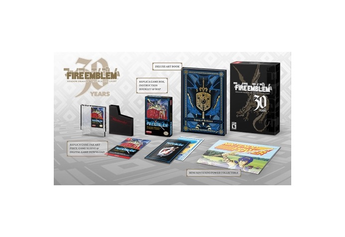 Fire Emblem 30th Anniversary Edition up at Nintendo Store 2