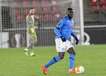 📸 | Some first-half snaps  #AZNapoli 0-1  💙 #ForzaNapoliSempre