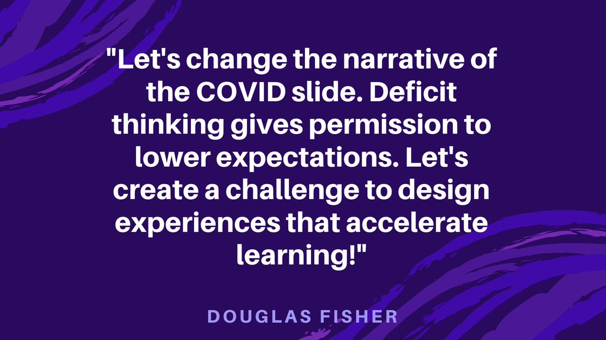 There is always an opportunity to improve learning practices for students. @DFISHERSDSU corwin.com/distancelearni…