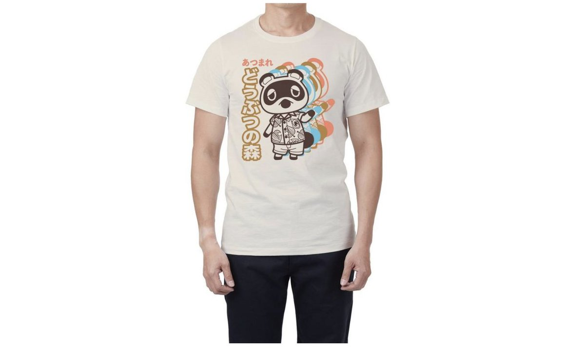 Animal Crossing - Tom Nook T-Shirt is available at GameStop: 2 #ad