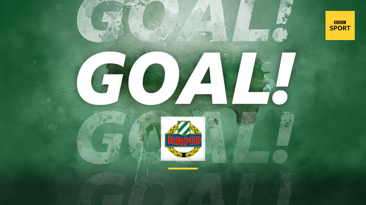 GOAL!  This game might not be over just yet.  After two outstanding goalline clearances, Koya Kitagawa finds a way past the Arsenal defence.  Arsenal 3 - 1 Rapid Vienna.  💻📲 Follow:  #UEL #bbcfootball