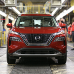 Image for the Tweet beginning: The All-New #NissanRogue2021 is lucky