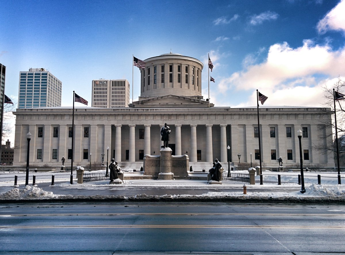 We also strongly encourage Ohio policymakers to carefully think through the consequences of disrupting traditional revenue sources for our local governments. Kneejerk changes to Ohio's tax code could have devastating & unintended consequences for our communities.  #GOPCThread