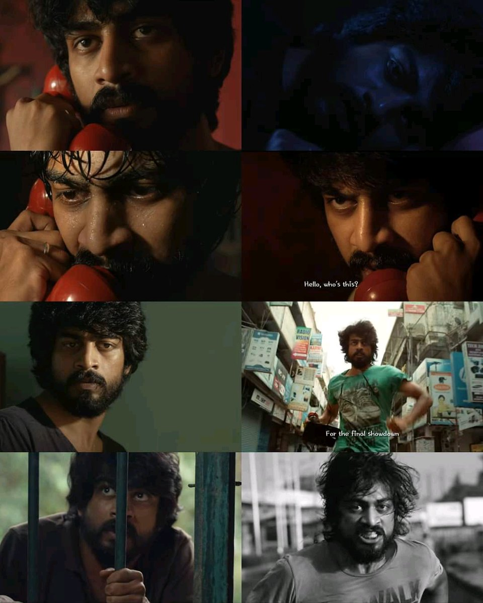 @iam_arjundas I love your Bass Voice   Outstanding performance in #Andhaghaaram