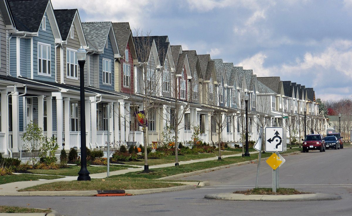 Ohio policymakers should also allocate additional state-managed dollars to rent assistance. 1 in 4 renters in Ohio believe they are at risk of eviction in 2021. Ohio will need an all-hands-on-deck response to housing insecurity  #GOPCThread