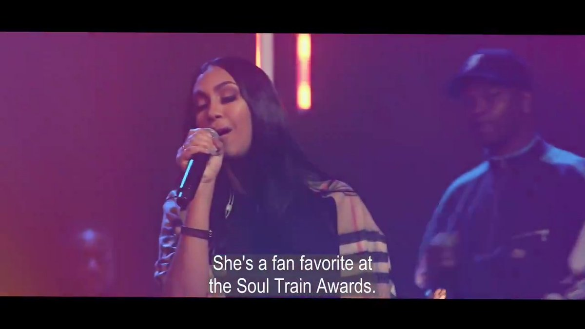 Queen Naija took the Soul Train audience by storm with her soul cypher and her 2019 performance. Check out how she mastered this! @queennaija #SoulTrainAwards
