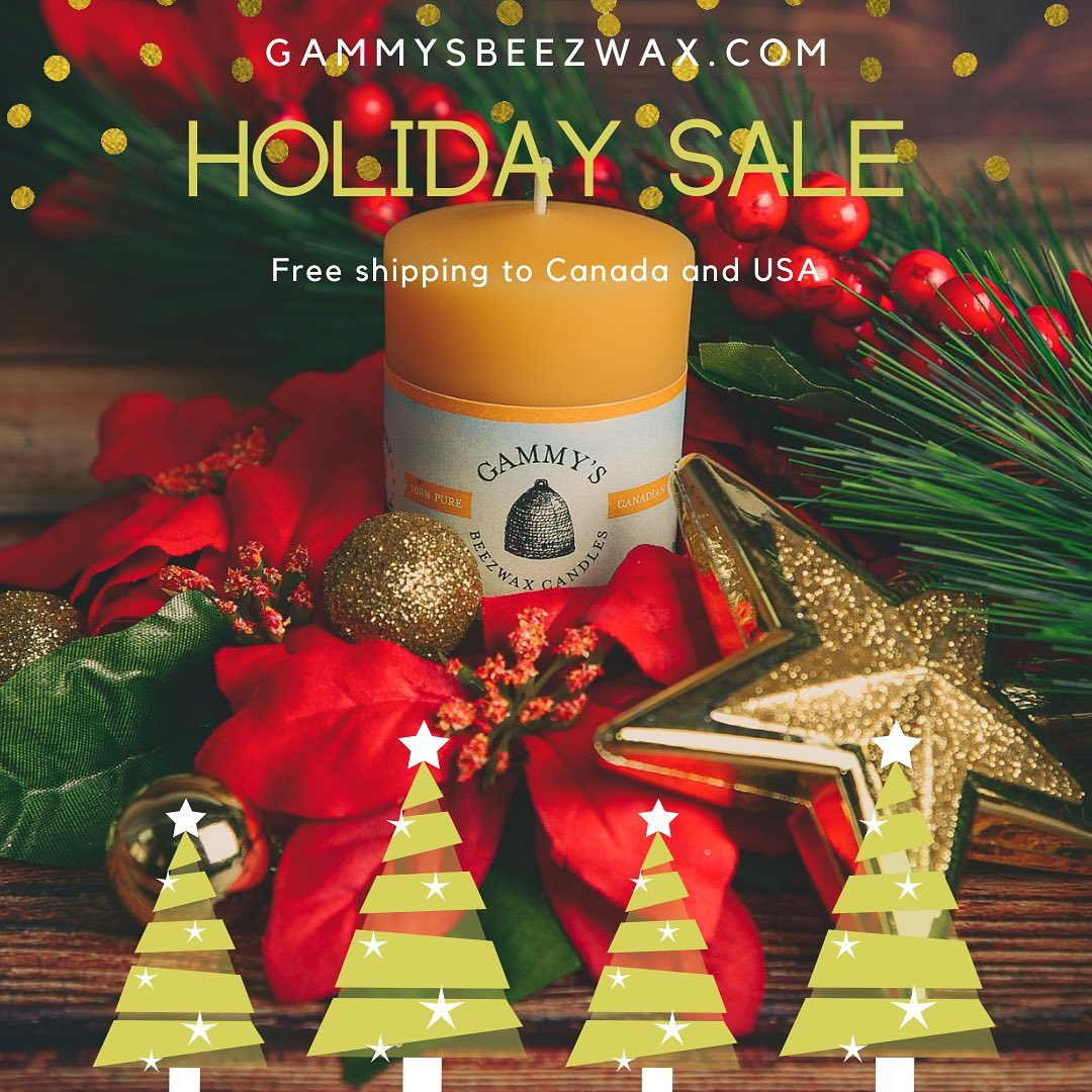 Please let us be the gift that warms your friends and families hearts.  #beeswaxcandles #bees #candles #beeswax #christmas #gifts #xmas #holidays #family #friends #goodvibes #festivevibes #merrychristmas #giftideas  #toronto #canadianentrepreneur #canadian #tranquility