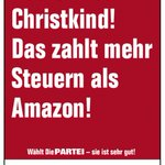 Image for the Tweet beginning: Smiley! #WeihnachtenOhneAmazon