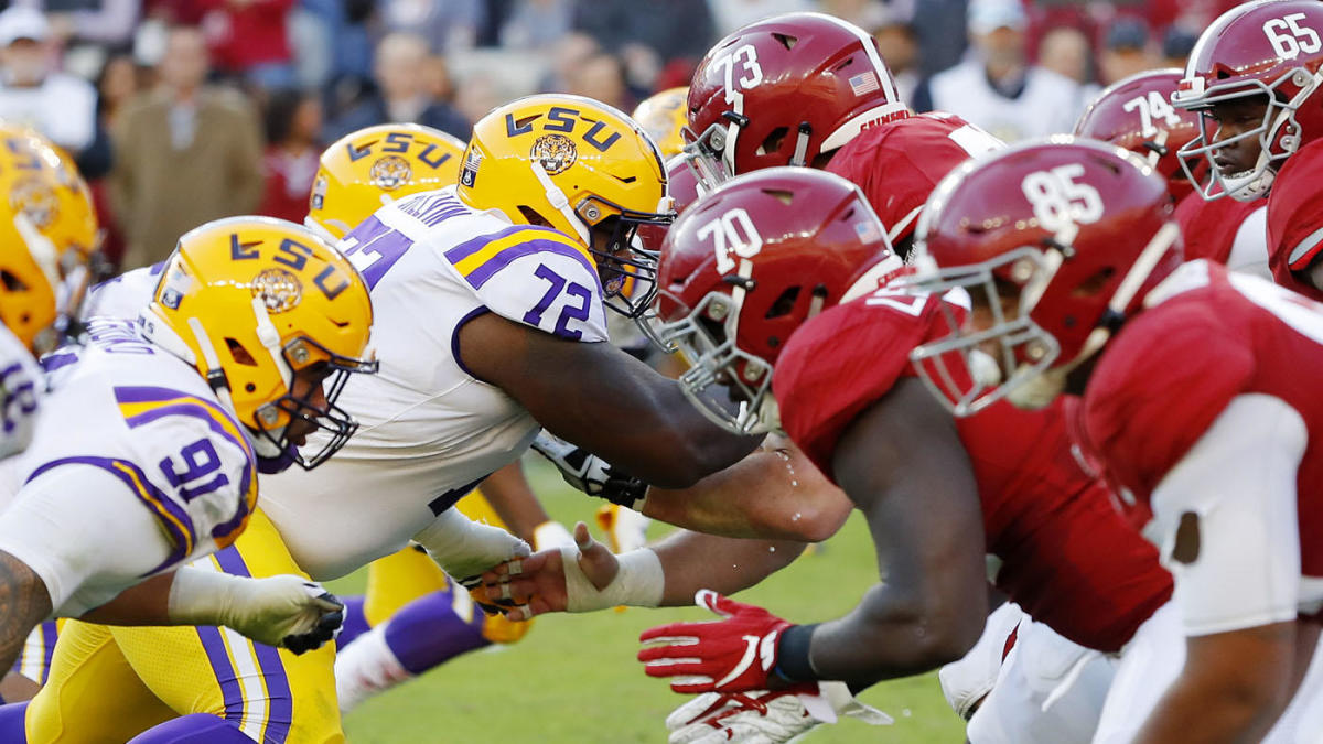 The Six Pack: Alabama-LSU, Wisconsin-Indiana among the best Week 14 college football picks https://t.co/W7XX5AFCet https://t.co/nrCLtrmxHw