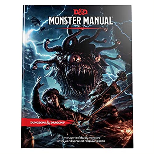 Dungeons & Dragons Monster Manual   45% off plus there's a $5 off coupon  #ad 2