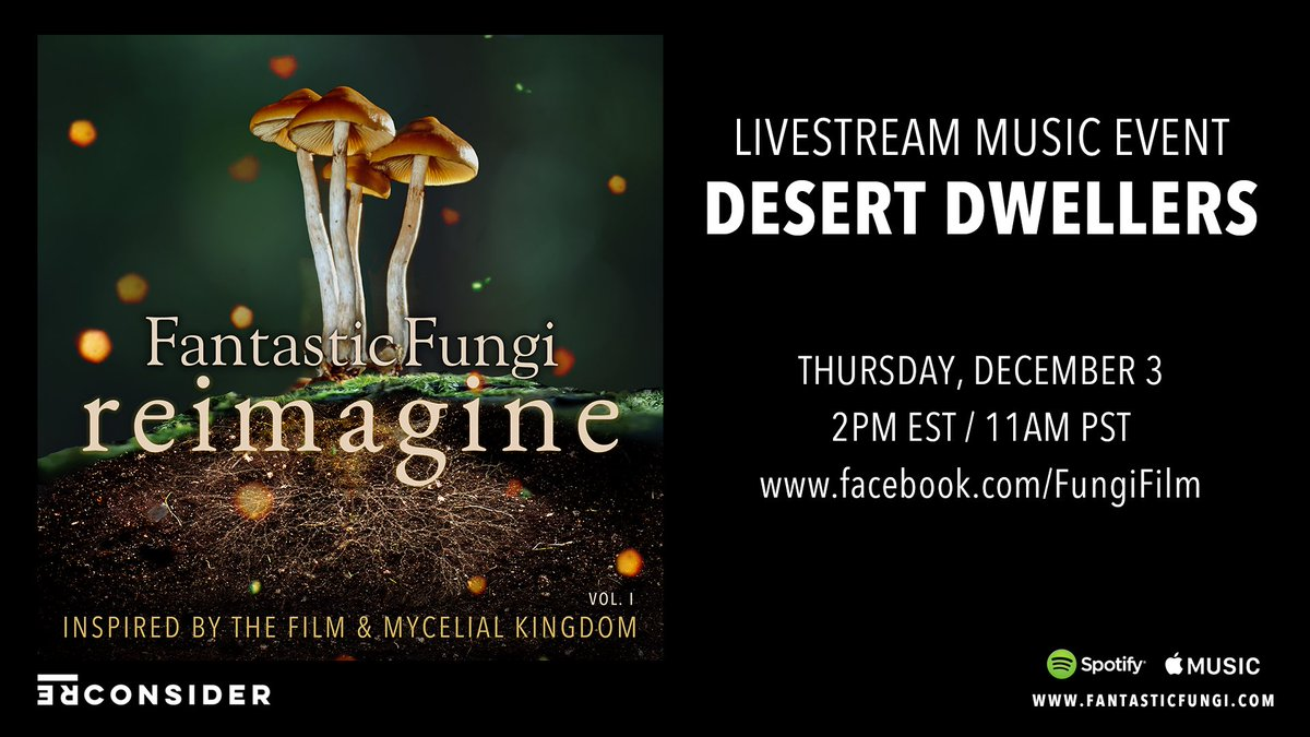 Livestream today @Desert_Dwellers at 11am PST!!