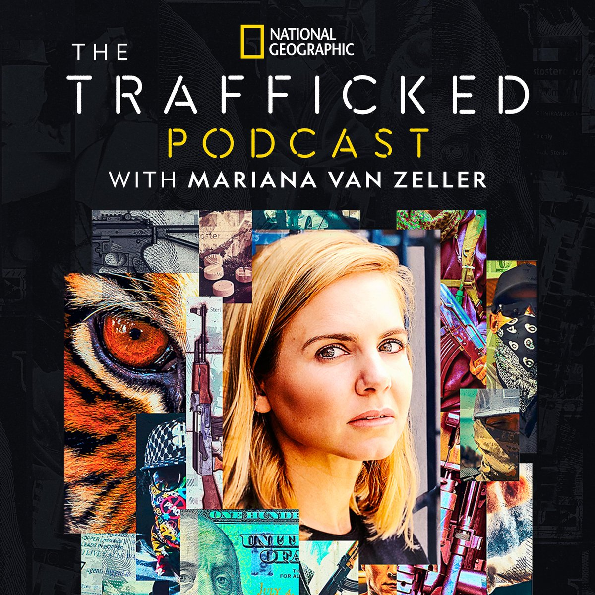 In Trafficked, our newest podcast series, journalist Mariana van Zeller asks former trafficking network operators how they were pulled to the dark side—and how it ended. https://t.co/CYTAyR3F6R https://t.co/z0oP0Et4ky