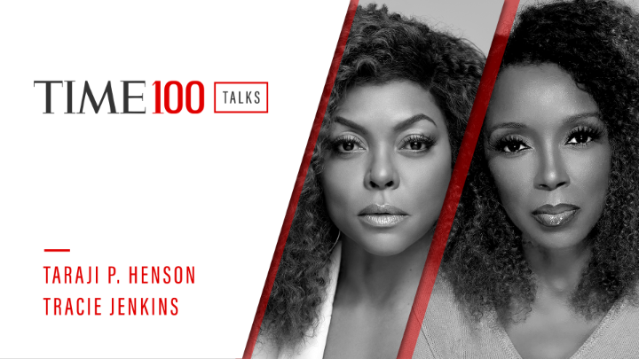 """""""It's being in a safe place. Being in a place where you feel safe to share."""" @tarajiphenson and Tracie Jenkins on normalizing therapy #TIME100Talks https://t.co/CKXQrt1z19"""