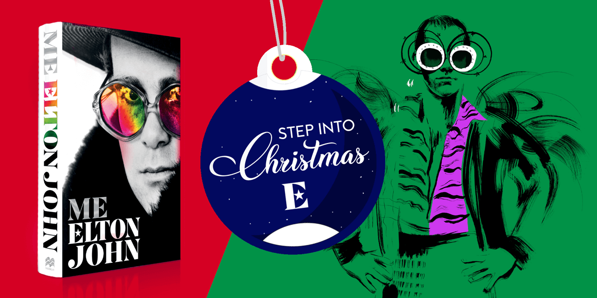 Struggling to find a gift for the Elton fan in your life? Find some inspiration with our Elton John Gift Guide!
