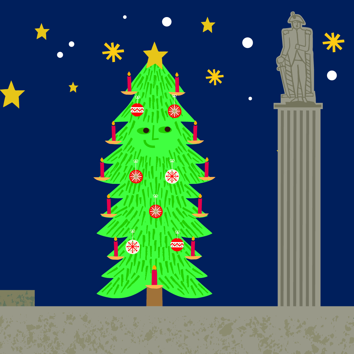 test Twitter Media - Read the new Christmas poem @poetrysociety by Julia Donaldson 'The Christmas Pine', unveiled at this year's Trafalgar Square lighting up of the Christmas Tree event @CityWestminster  https://t.co/iOgFrtIuQo https://t.co/CIvOlSrebQ