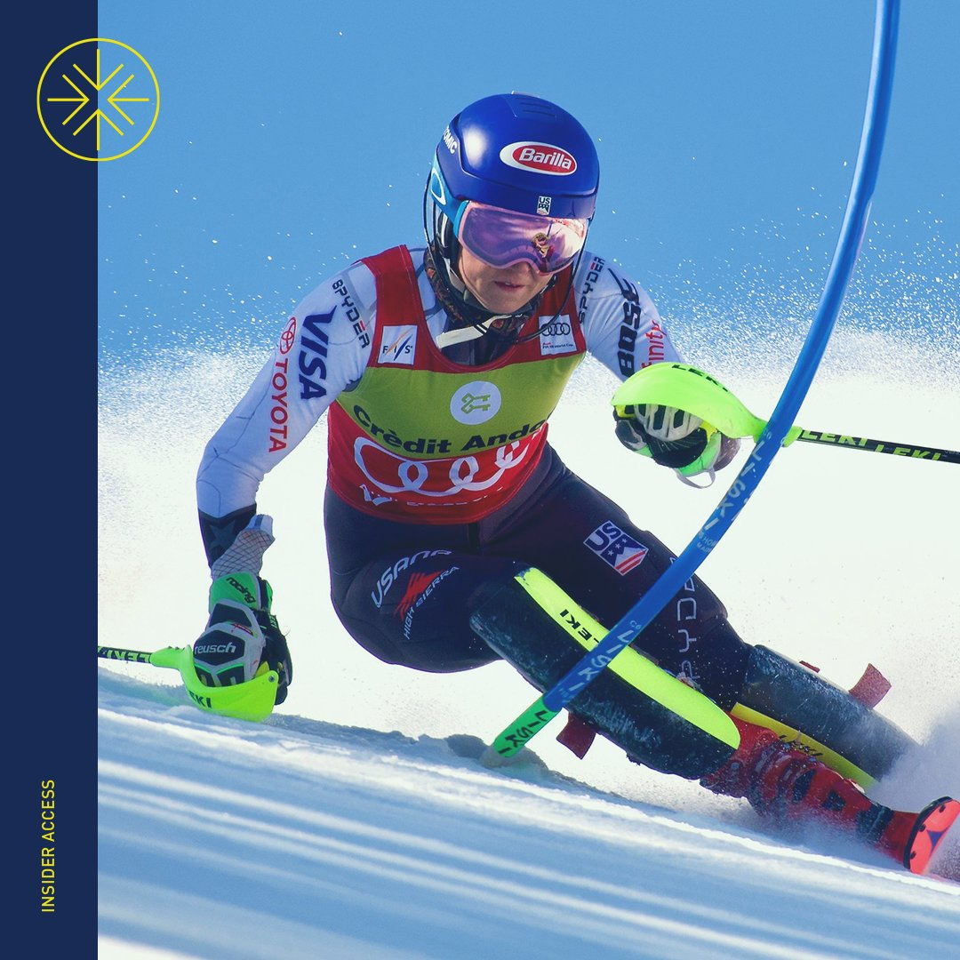 .@MikaelaShiffrin made her #WorldCup debut at 15. She seemed to be an unstoppable force of nature, but then along came 2020. Read our exclusive article to learn how Mikaela is finding positivity during hardship & working to #KeepTheFlameAlive