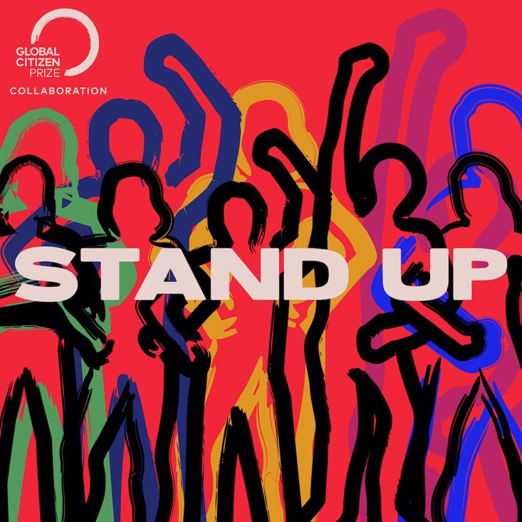 STAND UP! Stay tuned to hear Andra Day on this inspiring album produced by @GlblCtzn and @RaphaelSaadiq in partnership with @Parlophone + @AtlanticRecords. STAND UP will be out across streaming platforms on Dec 18. Click this link to learn more here: