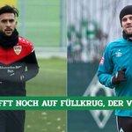 Image for the Tweet beginning: Es herrscht Gleichstand zwischen #Werder