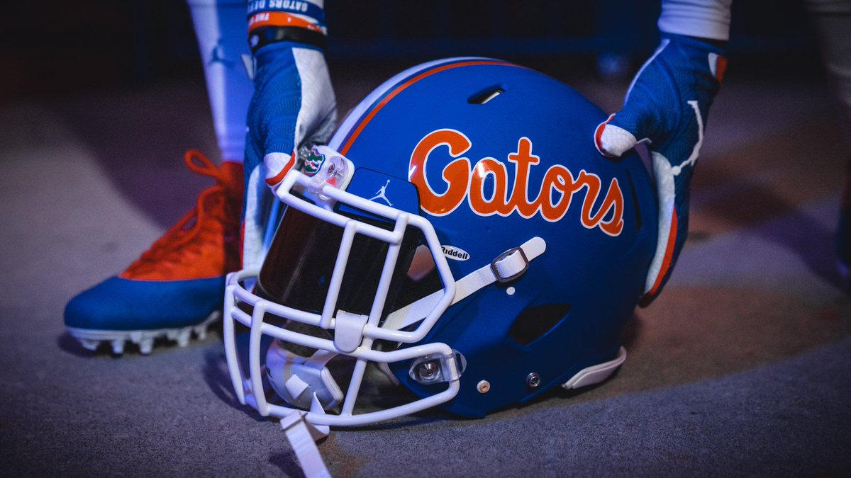 Thursday Buffet: On Florida's new blue helmets, Joakim Noah retiring, and yet more hope for the NCAA Football series? https://t.co/InNg2zFBjV https://t.co/4gRzkZ1d8G