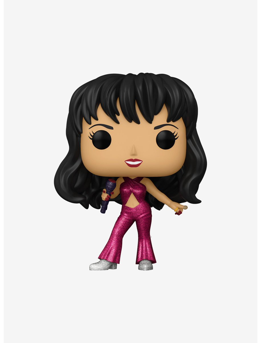 Use the wishlist link and gets your now! Preorder Now: Hot Topic exclusive Diamond Selena! .