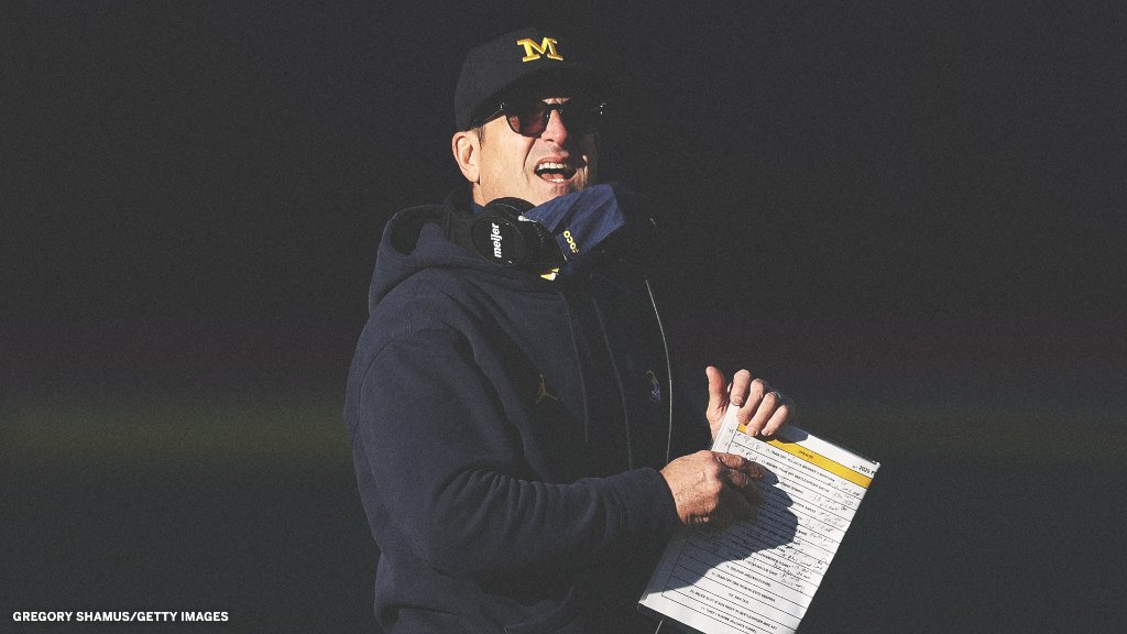 After Michigan's game vs. Maryland was canceled, the Wolverines will end their 2020 season without a home win for the first time in program history 👀