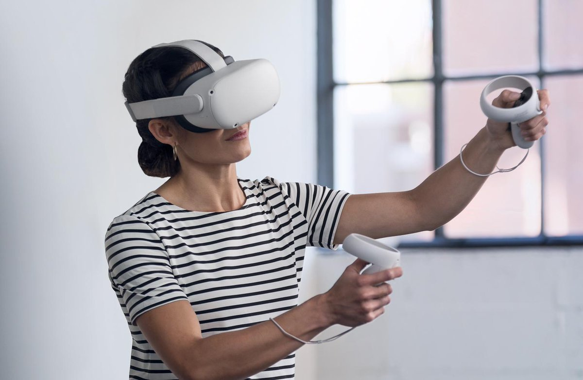 Beyond improvements to training and collaboration, #VR is helping organizations across different industries, including manufacturing, healthcare, retail, and finance, reach specific business outcomes. Learn how the #futureofwork is already here: https://t.co/qS9epxtWRV https://t.co/rSIDTP1bM9